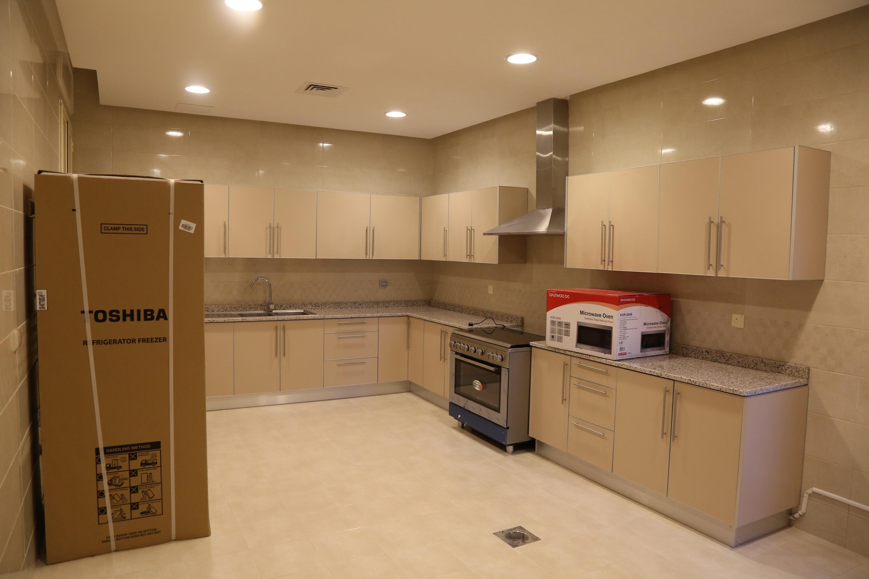 al siddiq villa kuwait Kitchen