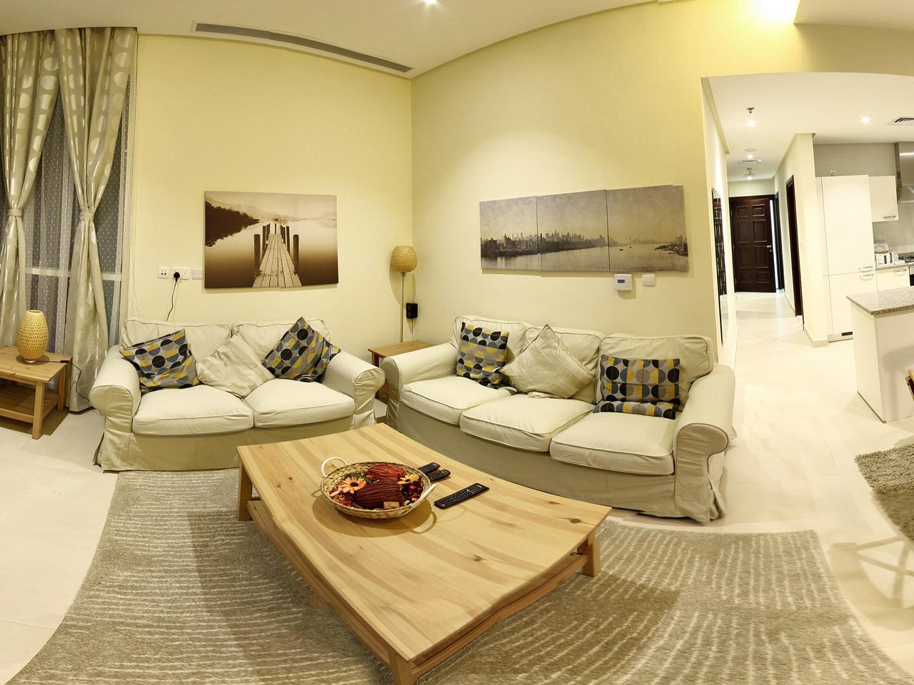 Luxury Apartment in Al Deera Tower B