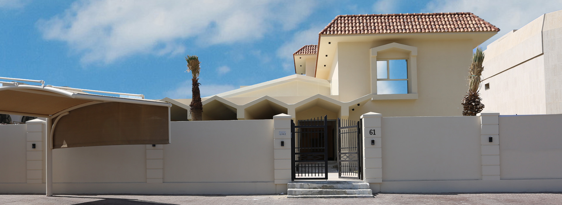 Luxury Villa in Jabriya