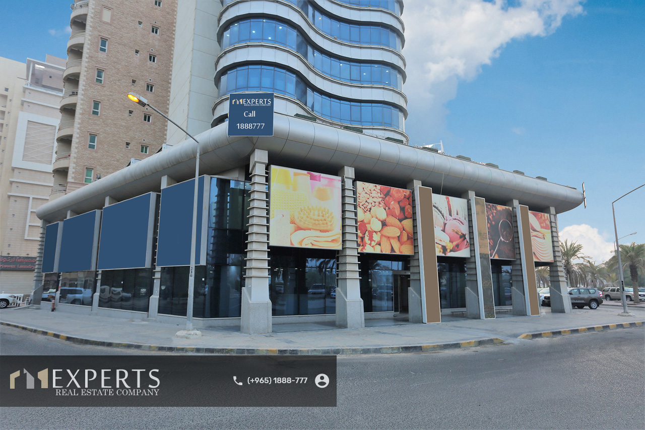 Store, Offices & Multi Purpose Space in Salmiya