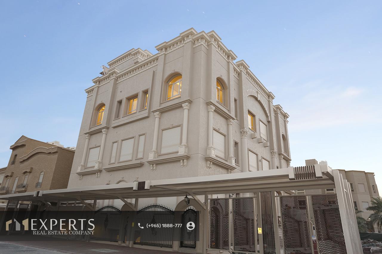 Luxury Apartment in Bayan – Ground Floor