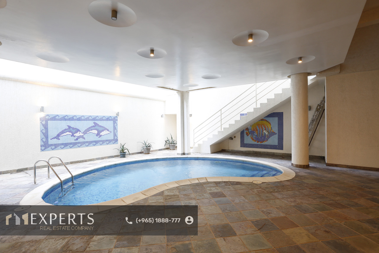 Gorgeous Basement Apartment with Swimming pool