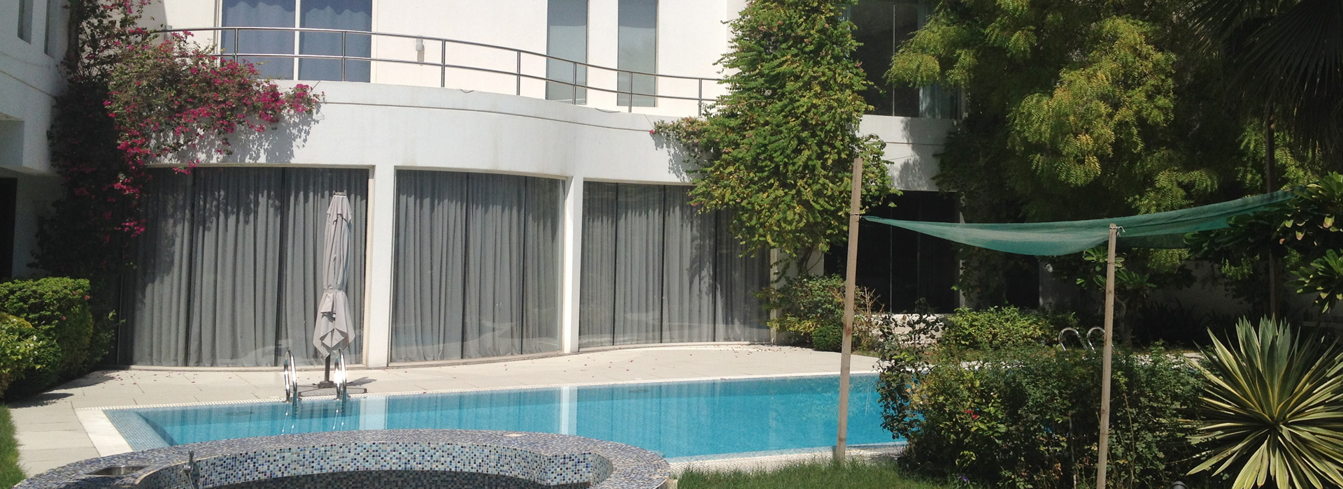 Luxury Villa in Qurtuba with Garden & Swimming Pool