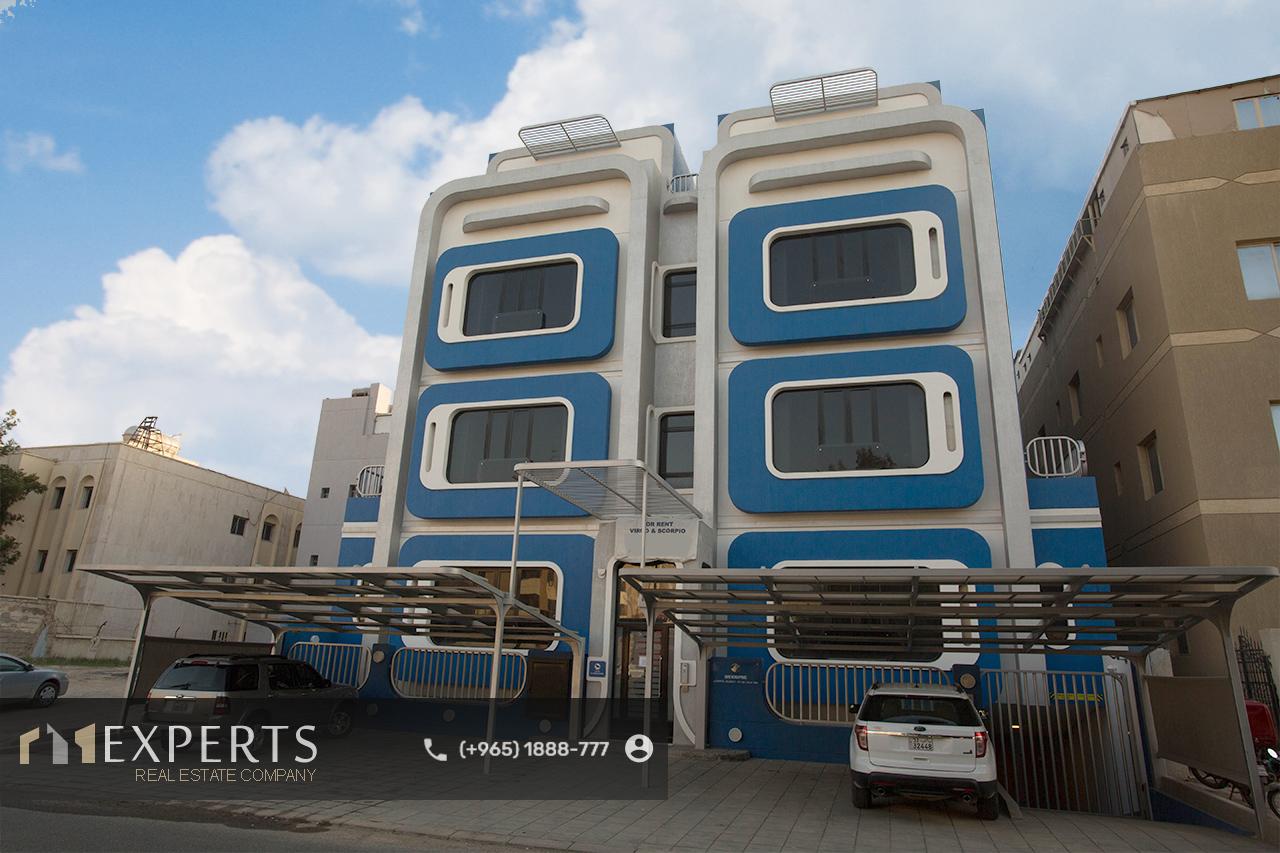Luxury Modern Design Apartments in Jabriya