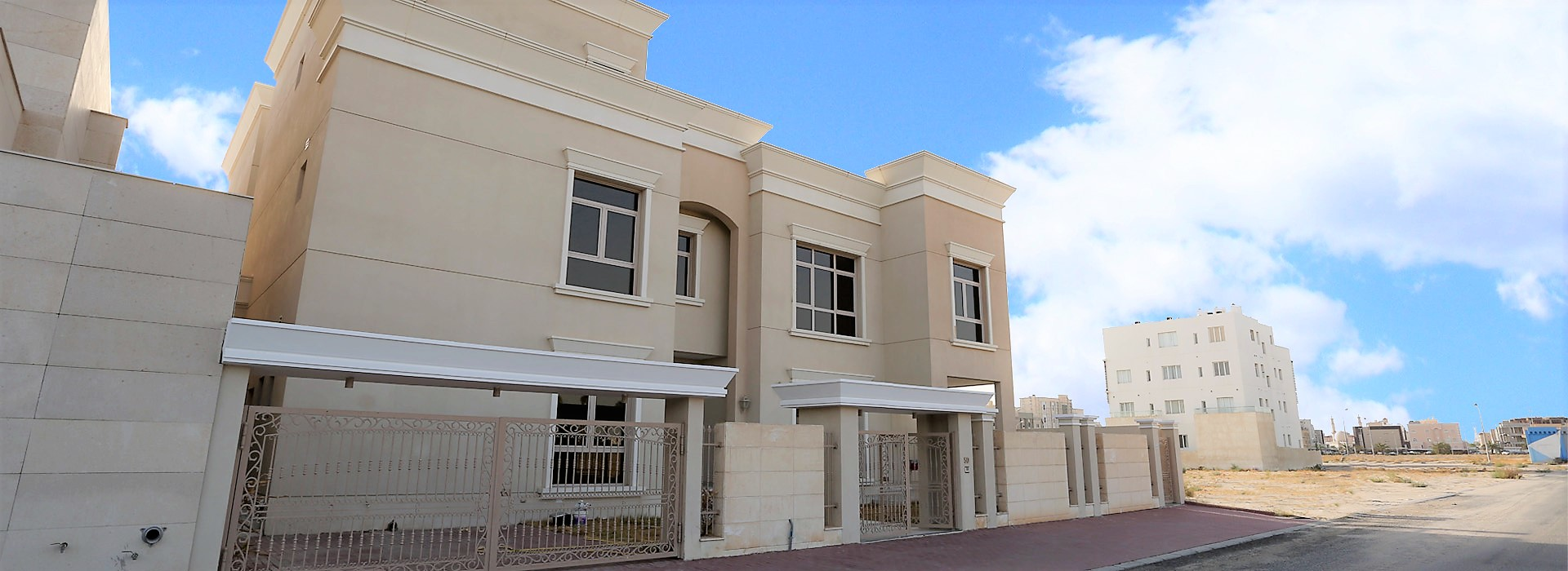 Luxury Villa in Al Siddiq