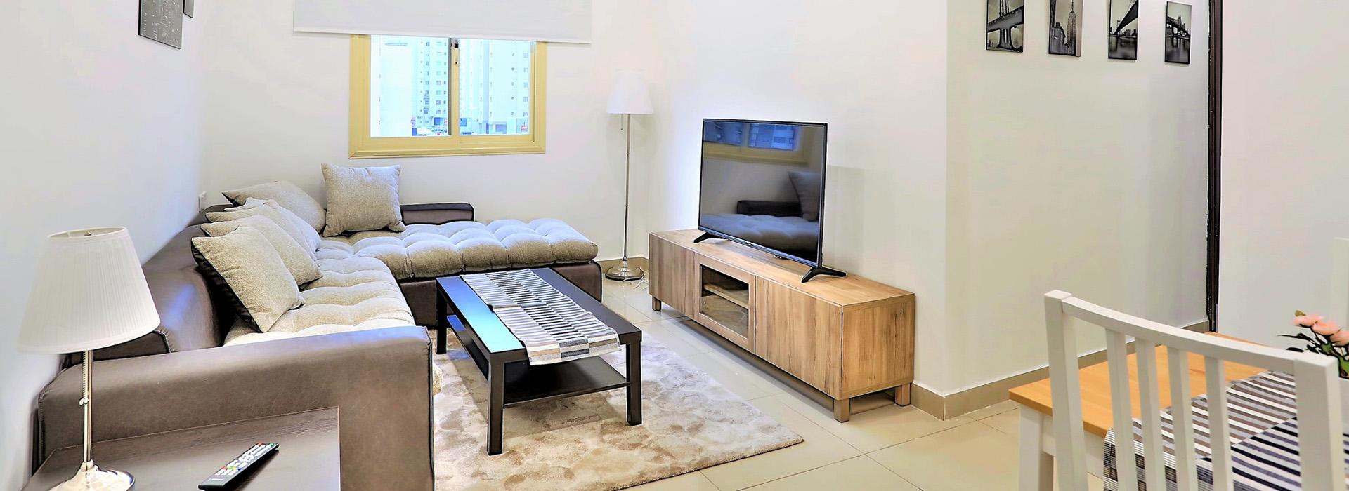 Furnished Apartment in Salmiya / Maidan Hawalli