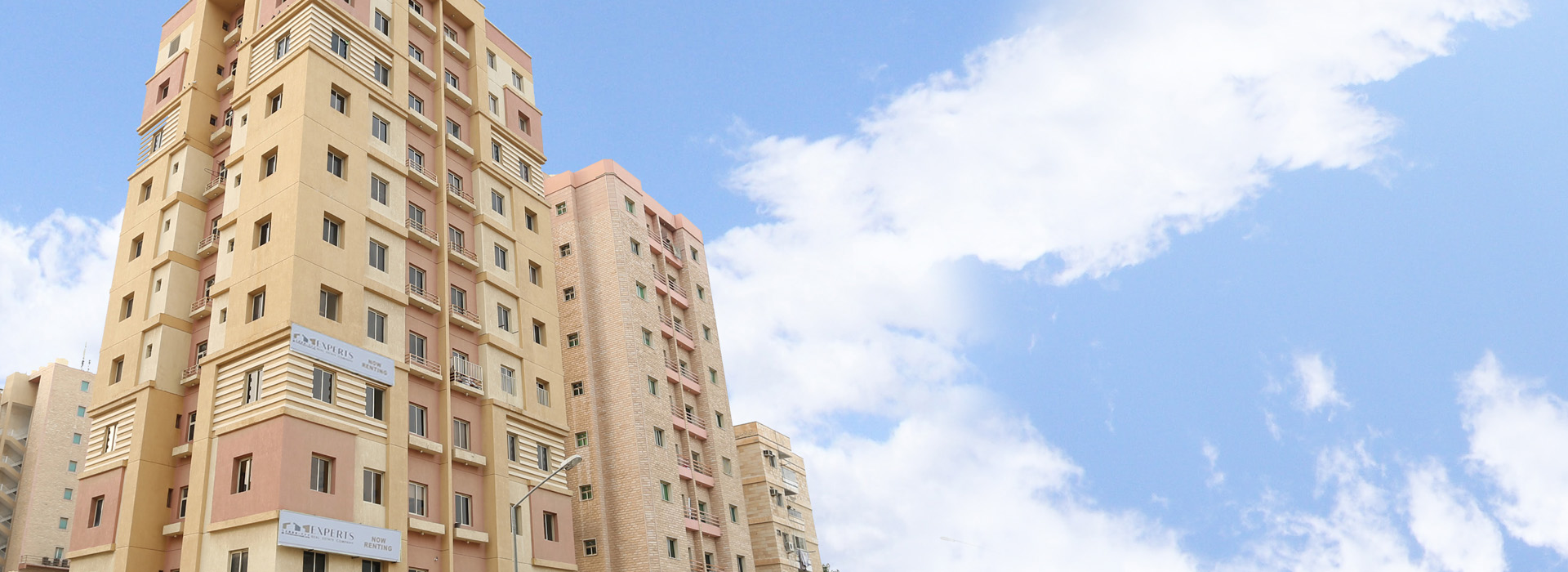 Apartments in Salmiya / Maidan Hawalli
