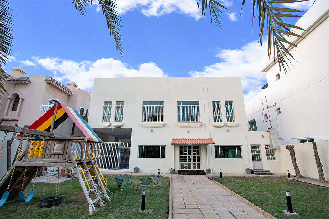A beautiful villa in Fintas
