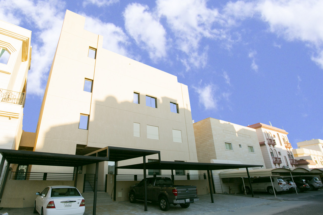 Super Deluxe Apartments in Adan