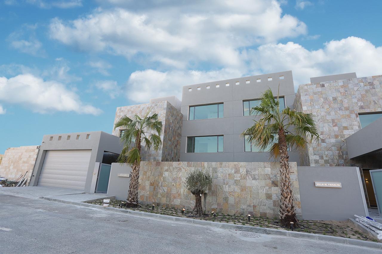 Two Luxurious Villas in Anjafa