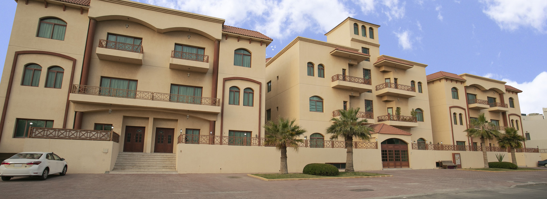 Luxury Furnished Apartments in Sulaibikhat