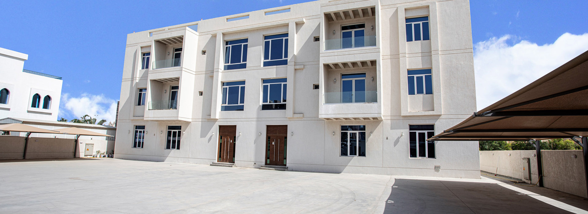 Luxury 3 & 4 Bedrooms Apartments in Fintas