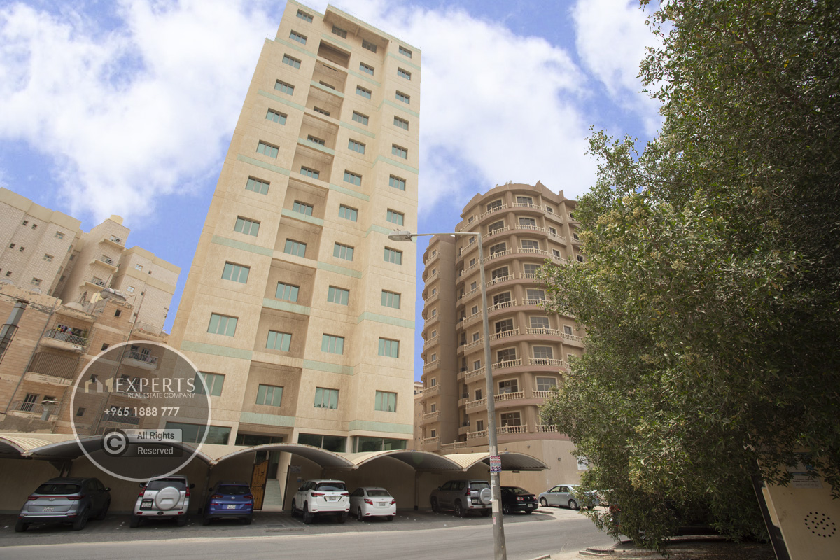 Two bedrooms apartments in Mangaf
